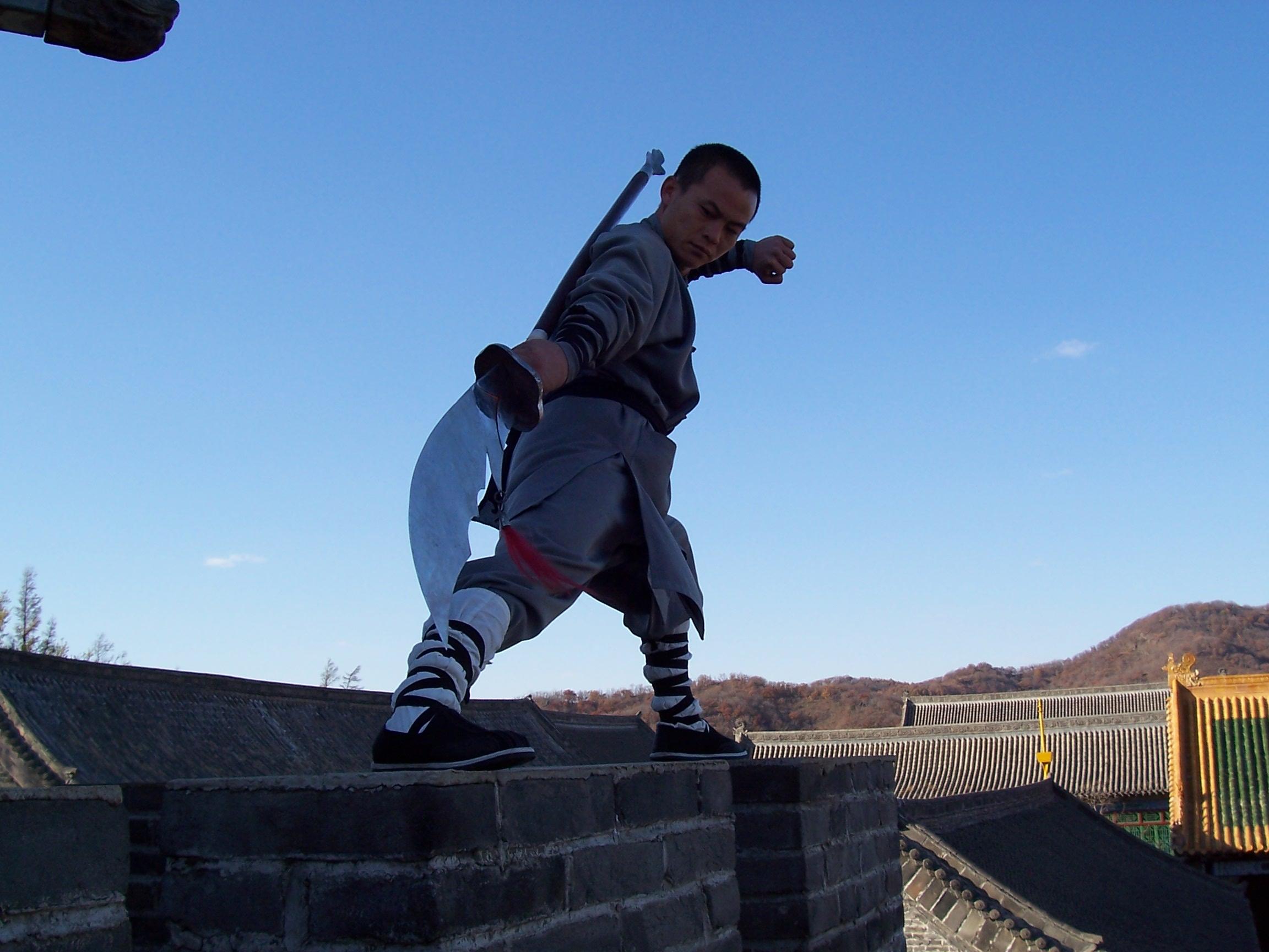 Shaolin Pu Dao Form