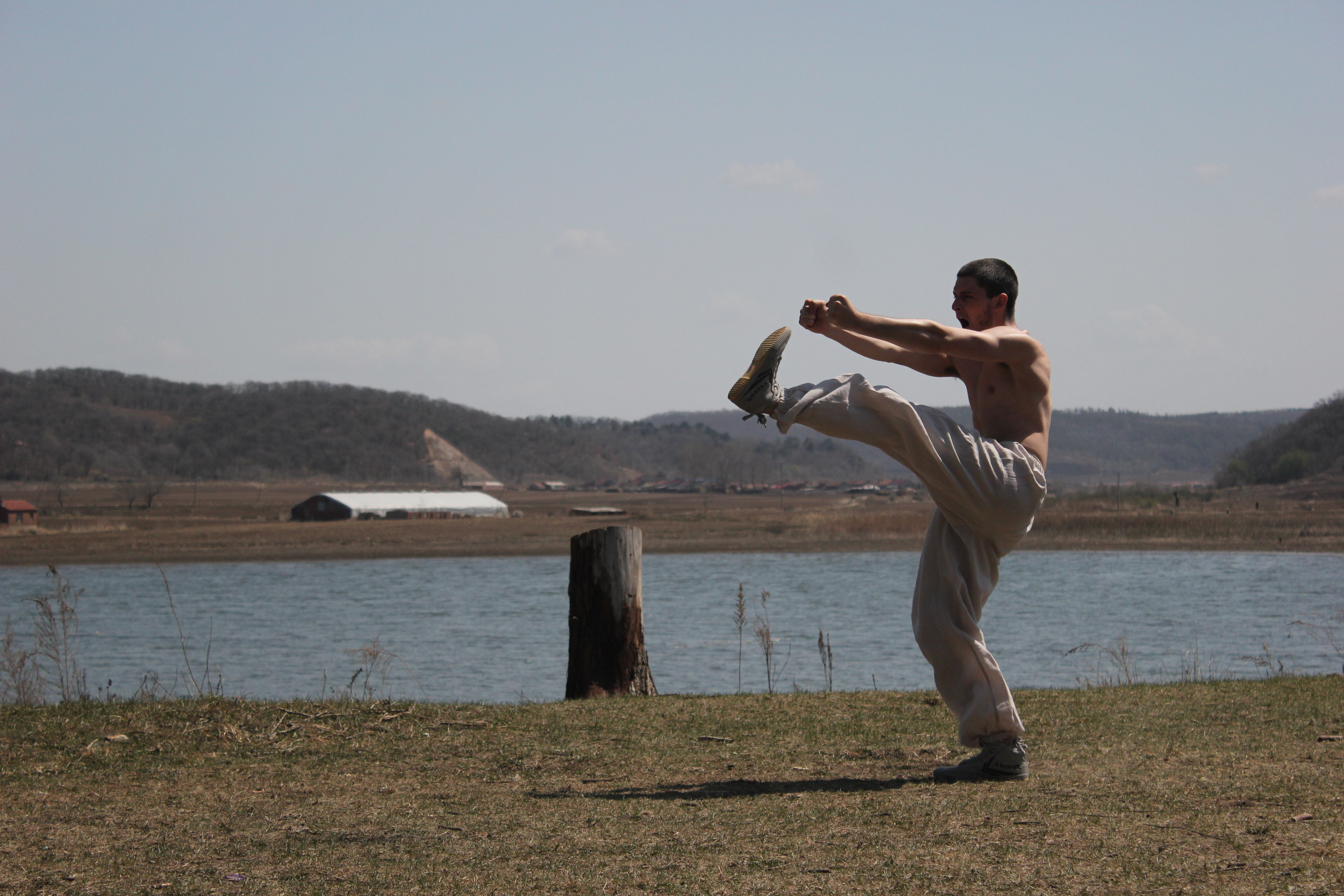Shaolin Cannon Fist Form
