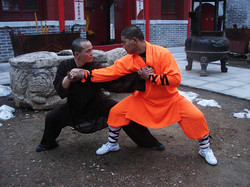 Wresting Training
