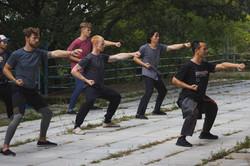 Ba Duan Jin Punches