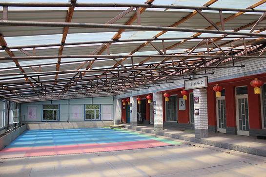 Kungfuschoolchina main training hall