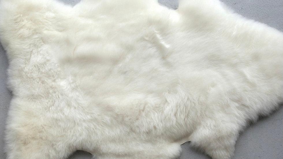PEAU D'AGNEAU LAINEE laine plus longue
