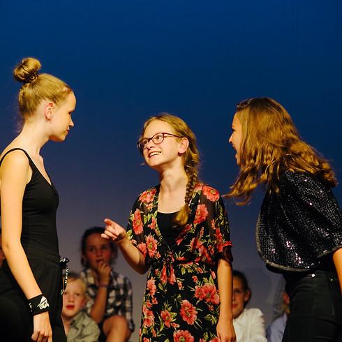 Acteerworkshop (tieners 13-20 jaar)