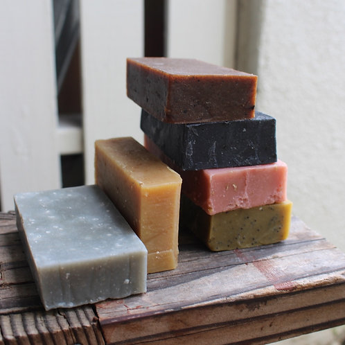 Soap gift box - full bars