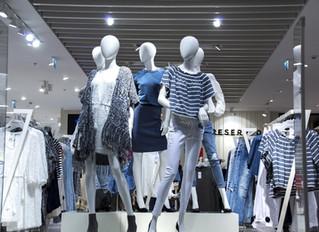 Retail Sales Are Now Sluggish