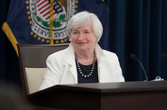 Being Impressed by Janet Yellen