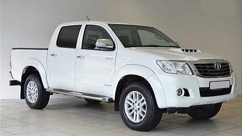 2015 Toyota Hilux Invincible DCab