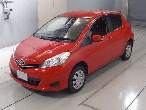2013 Toyota Vitz Jewela Edition