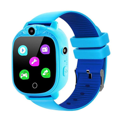 PROGRACE Kids Smartwatch with 90° Rotatable Camera