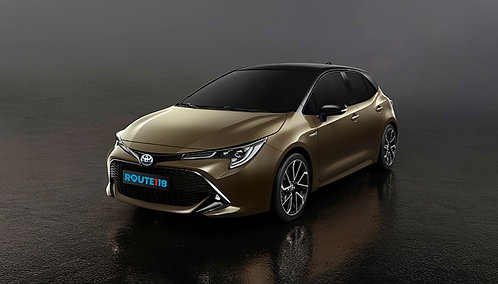 2019 Toyota Corolla Hatchback / Auris Hybrid