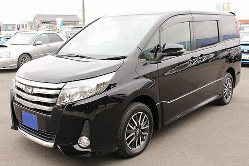 2014 Toyota Noah Wheelchair Specification Slope Type