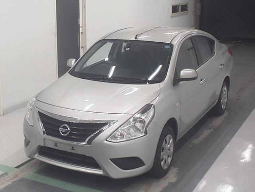 2016 Nissan Latio S Package