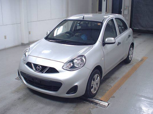 2015 Nissan March S