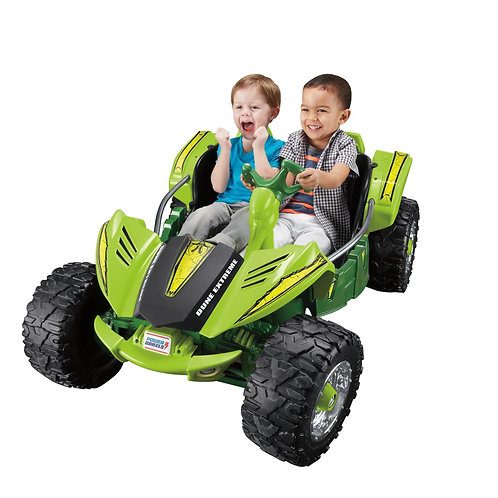 Fisher-Price Power Wheels® Dune Racer Extreme Ride-On Vehicle