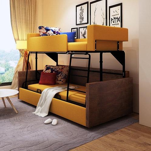 Movamax Fashion Living Room Sofa Bunk Bed