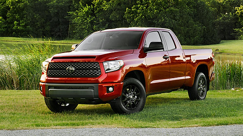 "2019 Toyota Tundra SR5 ""SX Package"" Double Cab"