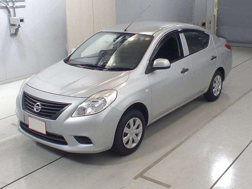 2013 Nissan Latio B Package