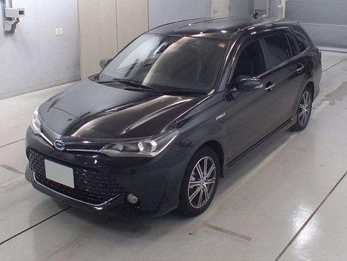 2017 Toyota Corolla Fielder Hybrid G WxB