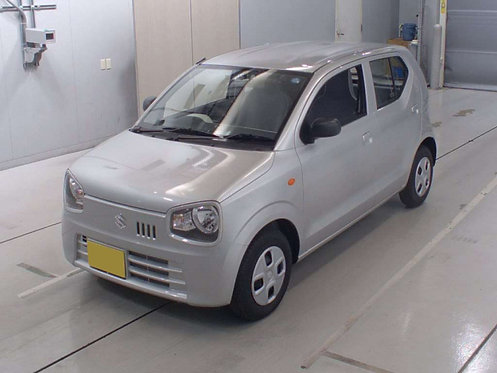 2018 Suzuki Alto