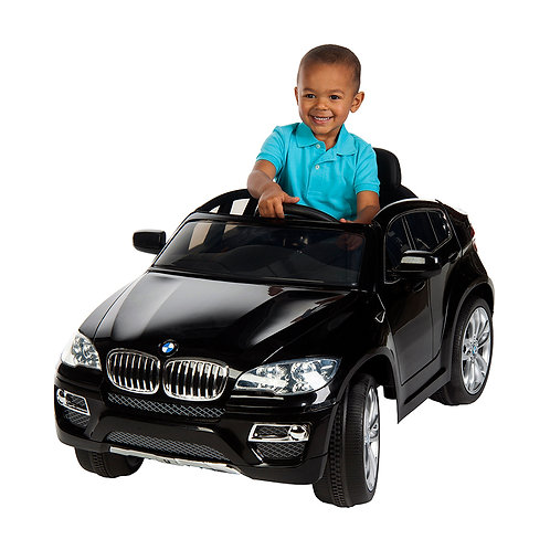 Huffy® BMW X6 6-Volt Battery-Powered Ride-On Vehicle