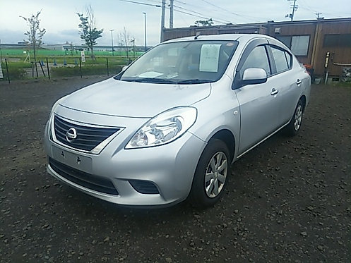 2013 Nissan Latio B Package