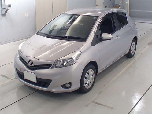 2013 Toyota Vitz F Smart Stop Package