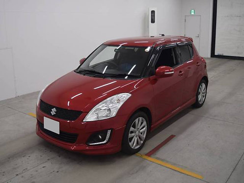 2015 Suzuki Swift RS