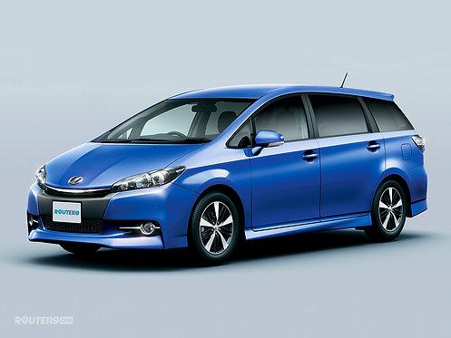2012 Toyota Wish 1.8S
