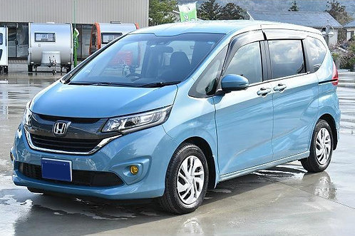 2017 Honda Freed+ Wheelchair Specification Slope Type