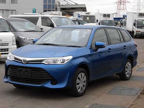 2015 Toyota Corolla Fielder 1.5X 4WD