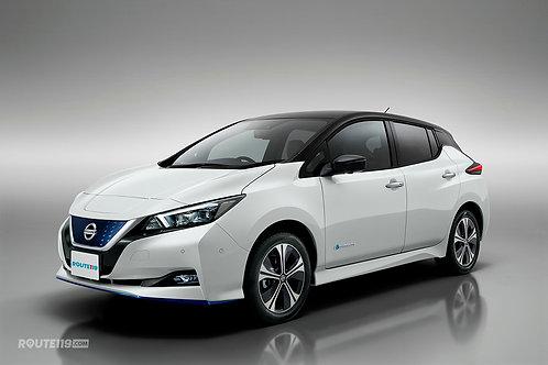 "2019 Nissan LEAF ""e-Plus"" SV"