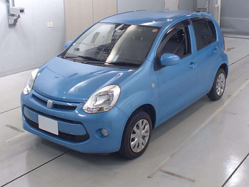2014 Toyota Passo X L Package
