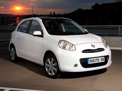 2010 Nissan Micra / March