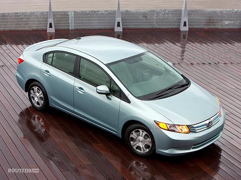 2012 Honda Civic Hybrid Sedan