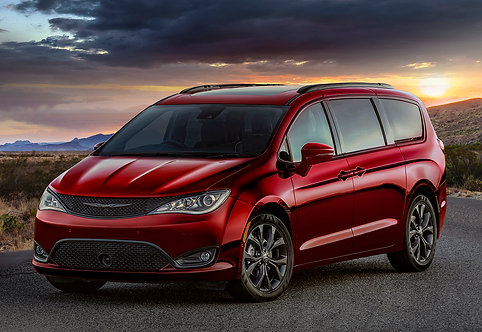 "2019 Chrysler Pacifica Limited ""35th Anniversary"""
