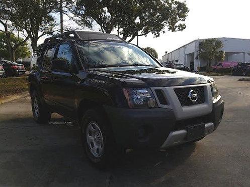 2009 Nissan Xterra X 4WD