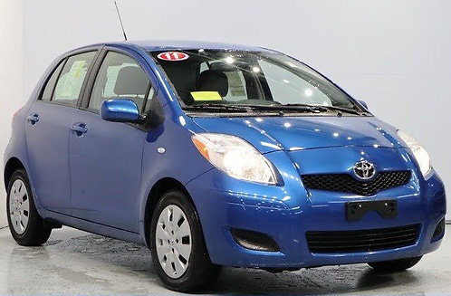 2011 Toyota Yaris Hatchback