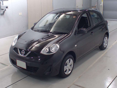 2015 Nissan March 12X Four (4WD)