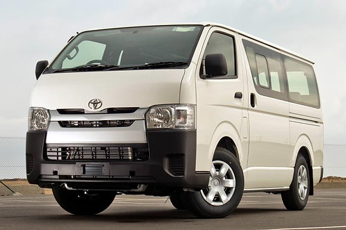 2015 Toyota HiAce 2.5L Turbo Diesel