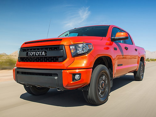 2016 Toyota Tundra TRD Pro CrewMax Cab