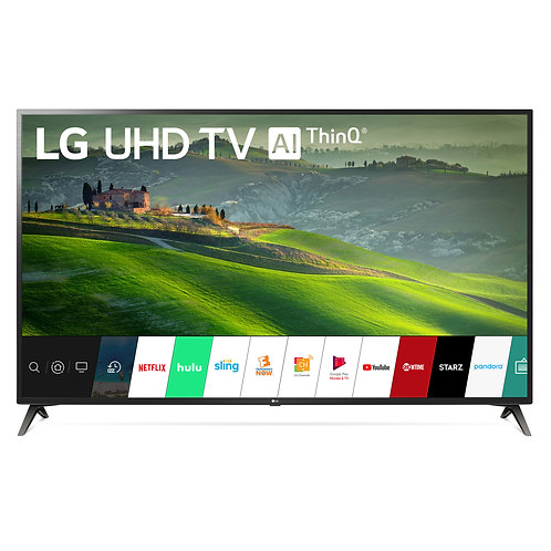 "LG 70"" Class 4K UHD 2160p LED Smart TV With HDR"