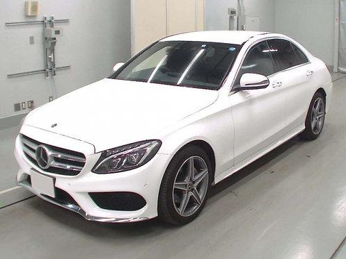 2018 Mercedes-Benz C-Class C220d