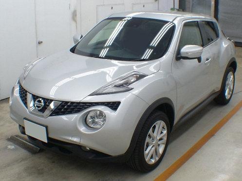 2017 Nissan Juke 15RX V Selection