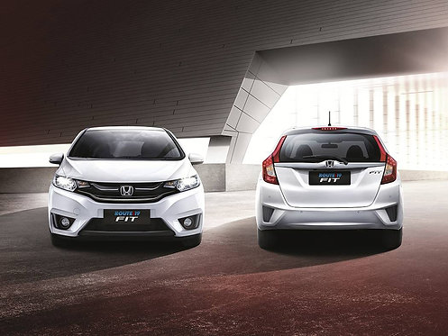 DOUBLE DEAL #2 - Two 2016 Honda Fits, One Low Price!