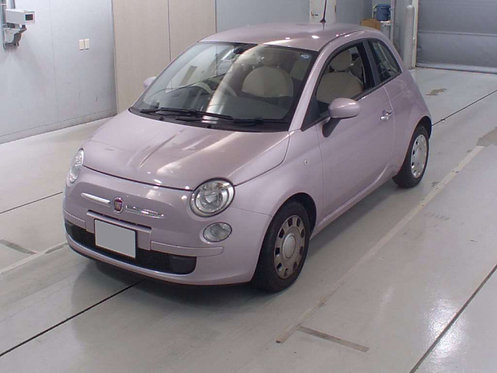 2013 FIAT 500 Stile Package