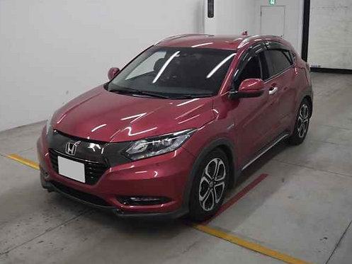 2017 Honda Vezel Special Edition Hybrid X Honda Sensing