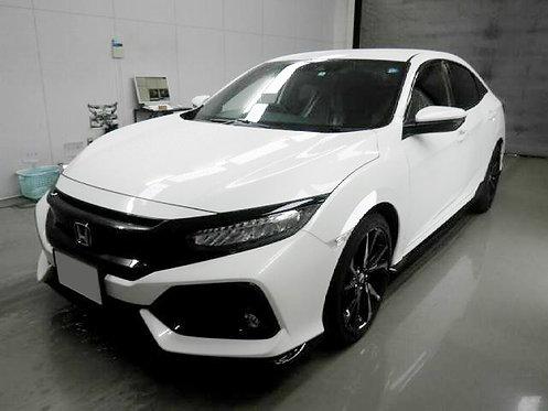 2018 Honda Civic Hatchback w/Sensing