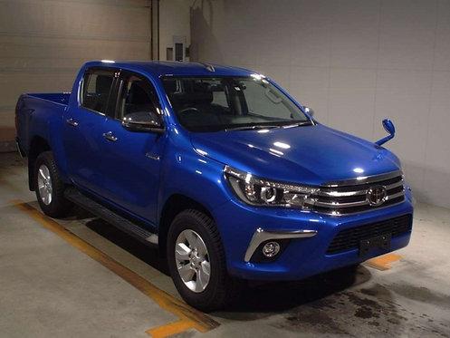 2017 Toyota Hilux Z 4WD