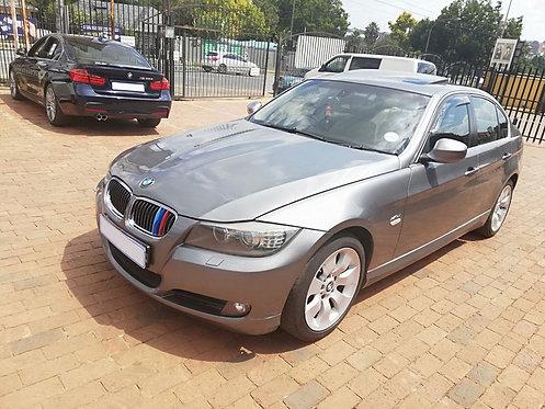 2011 BMW 3 Series 325i Sport Sedan