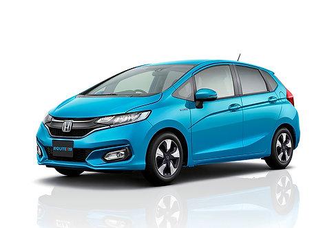 2018 Honda Fit Hybrid